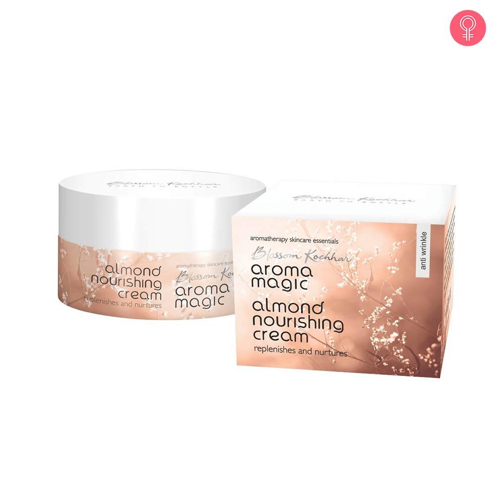 Aroma Magic Almond Nourishing Cream
