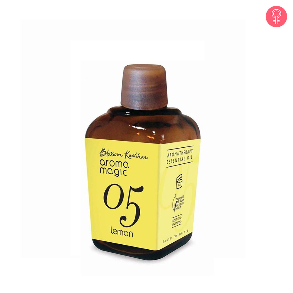 Aroma Magic Lemon Essential Oil
