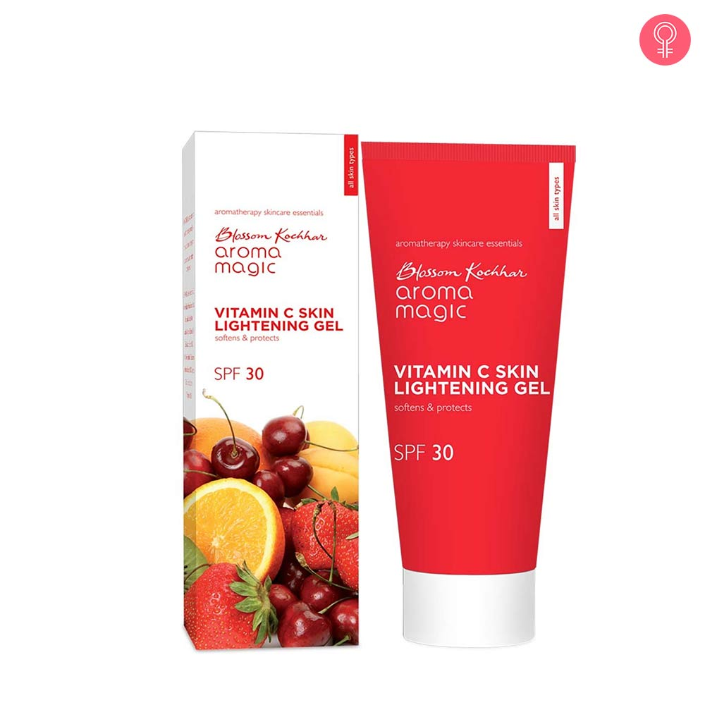 Aroma Magic Vitamin C Skin Lightening Gel SPF 30