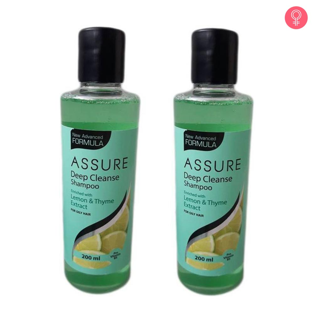 Assure Deep Cleanse Shampoo