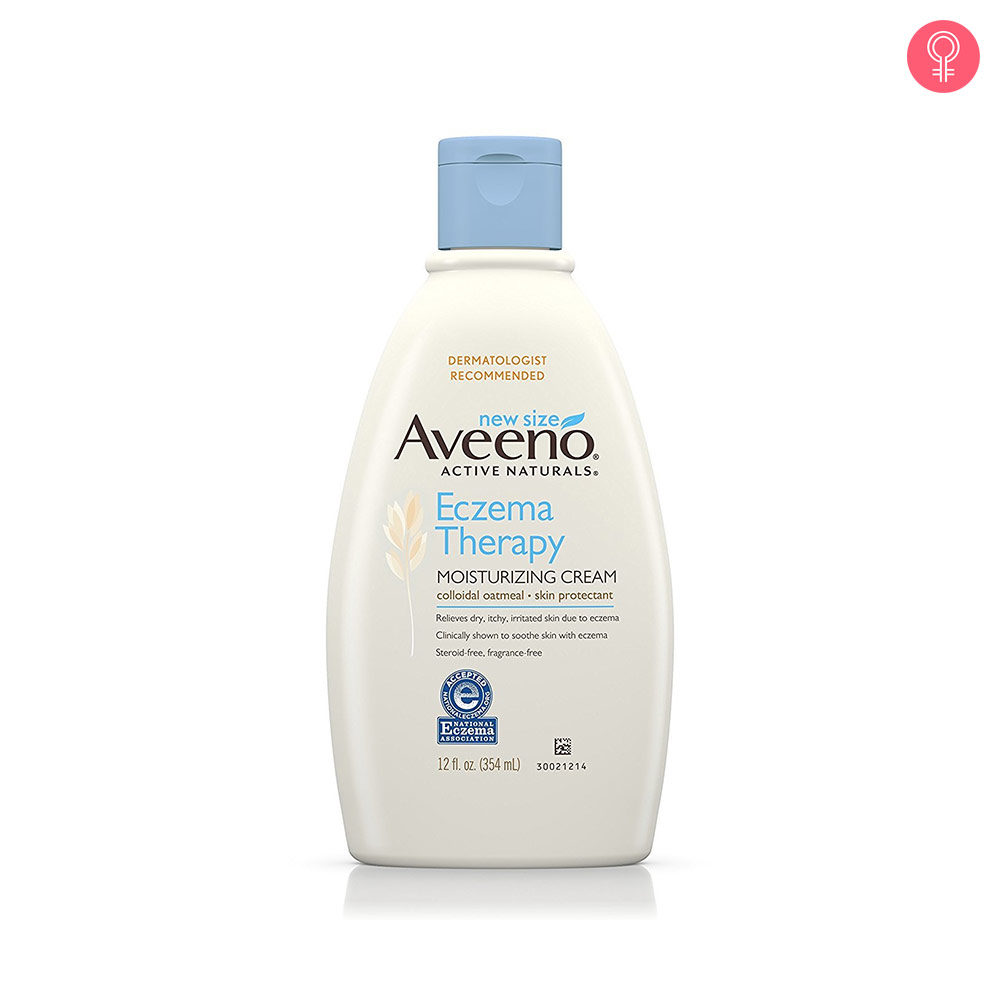 Aveeno Eczema Therapy Moisturizing Cream