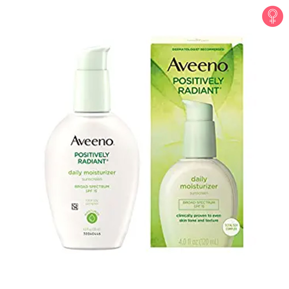 Aveeno Positively Radiant Skin Daily Moisturizer