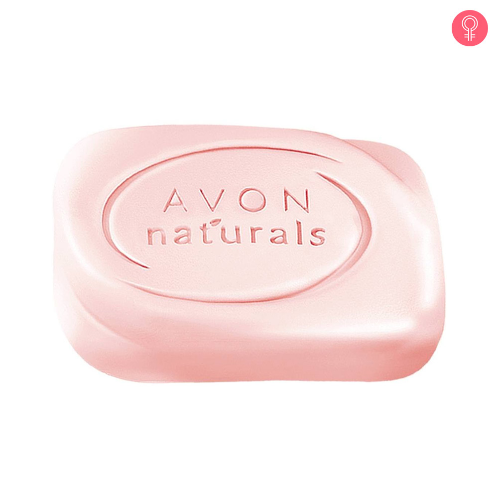 Avon Naturals Fairness Bar Soap
