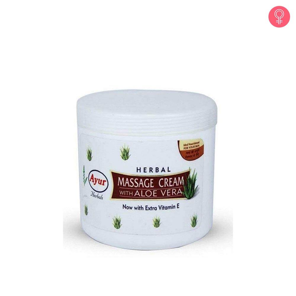 Ayur Herbal Massage Cream