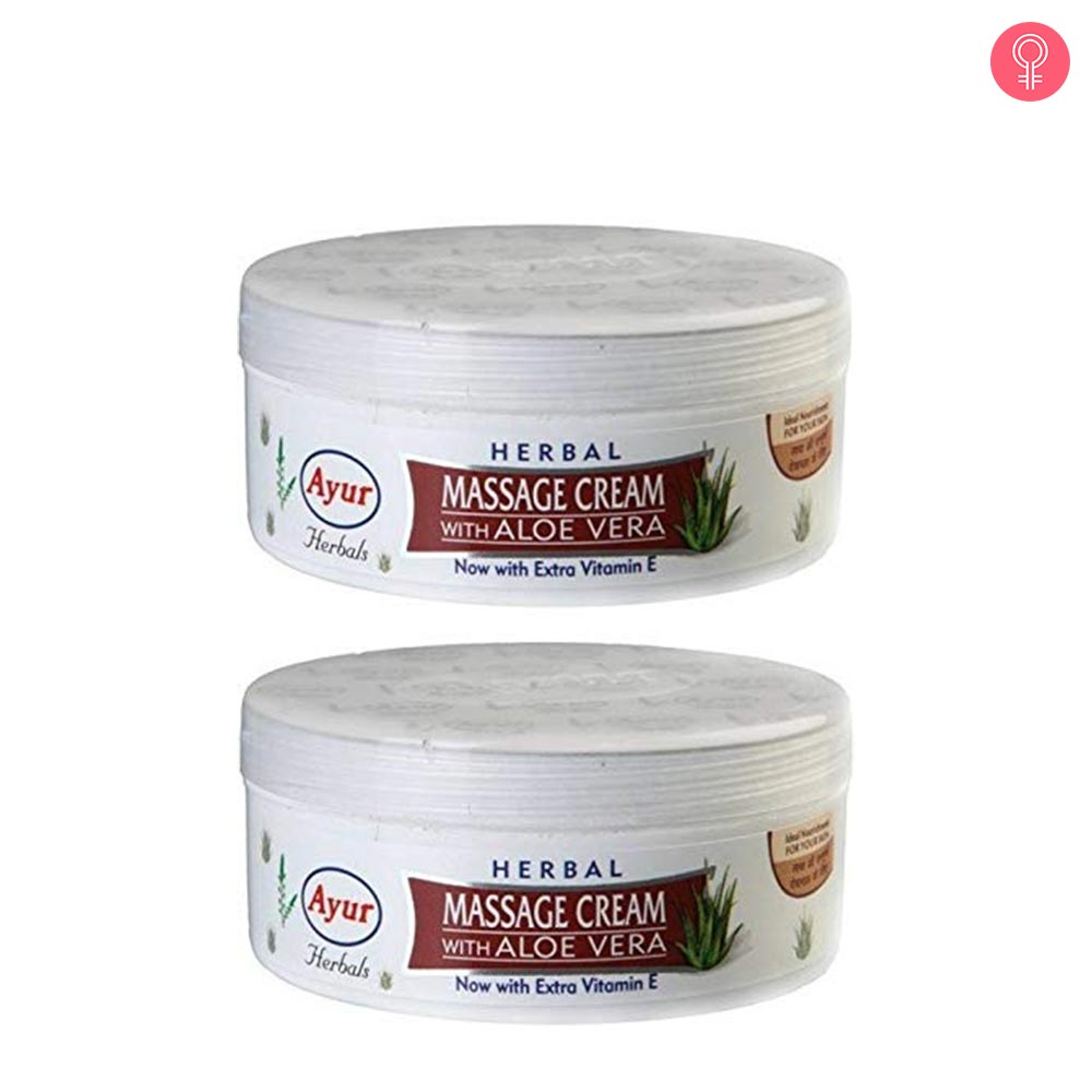 Ayur Herbal Massage Cream