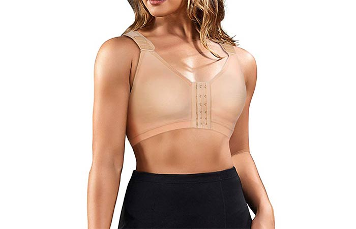 BRABIC Women Post-Surgical Sports Support Bra