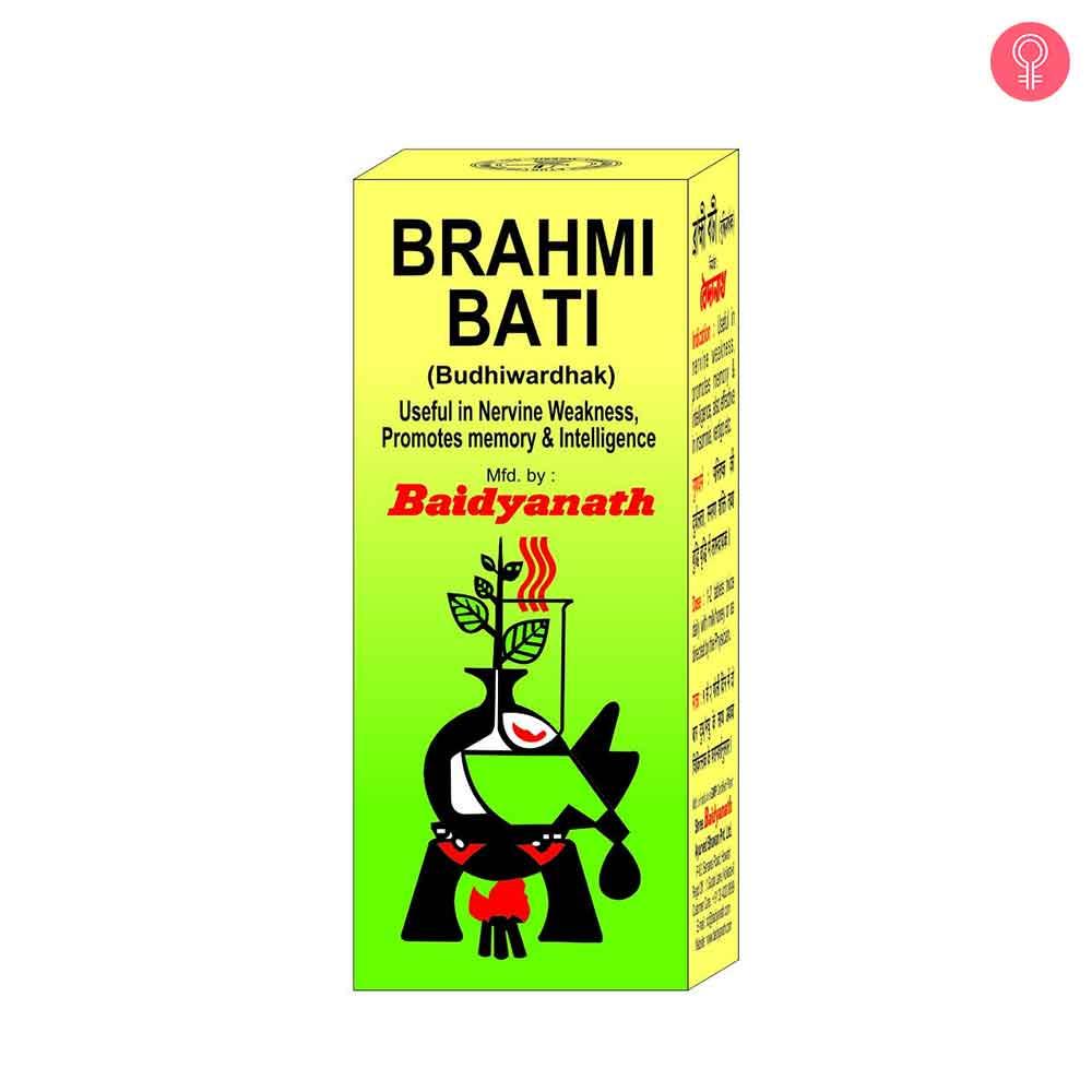 Baidyanath Brahmi Vati
