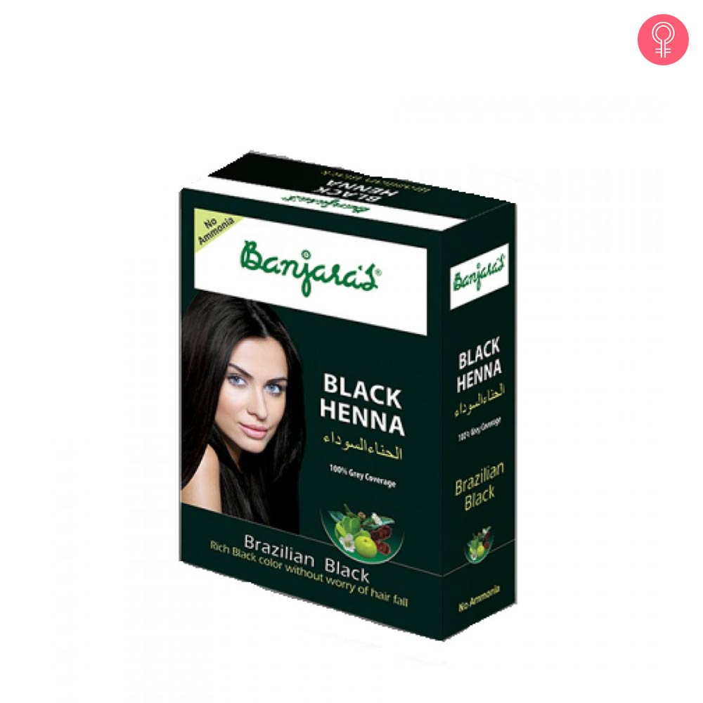 Banjara's Black Henna