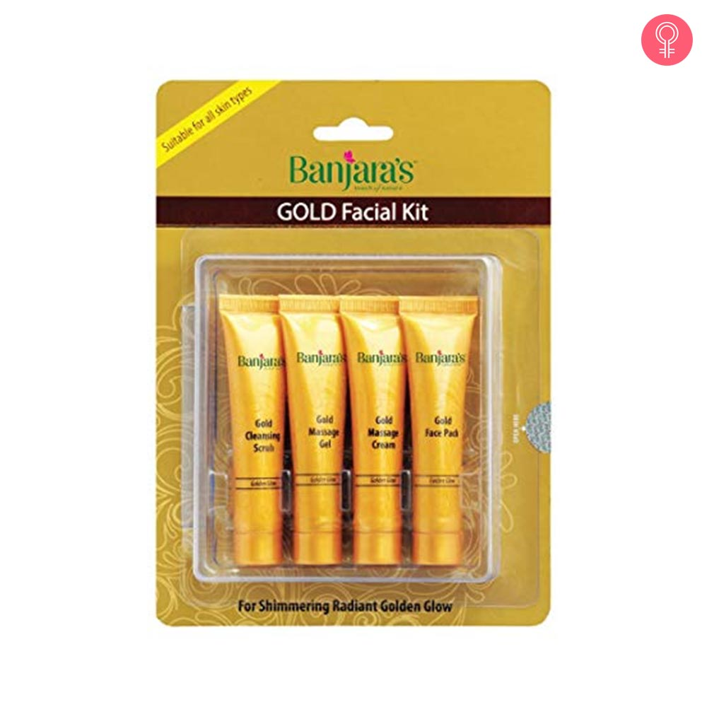 Banjaras Gold Facial Kit
