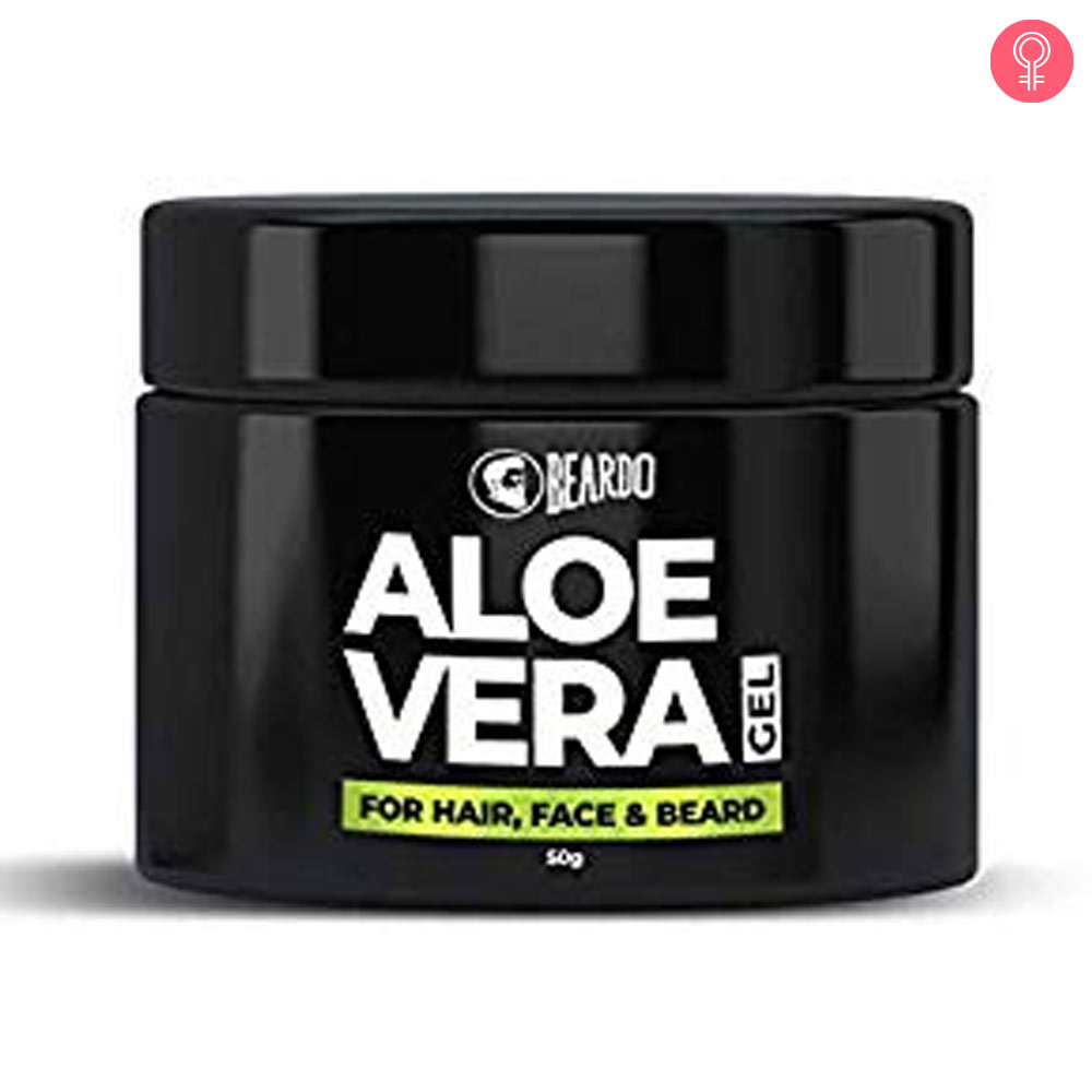 Beardo Aloe Vera Gel For Hair, Face & Beard