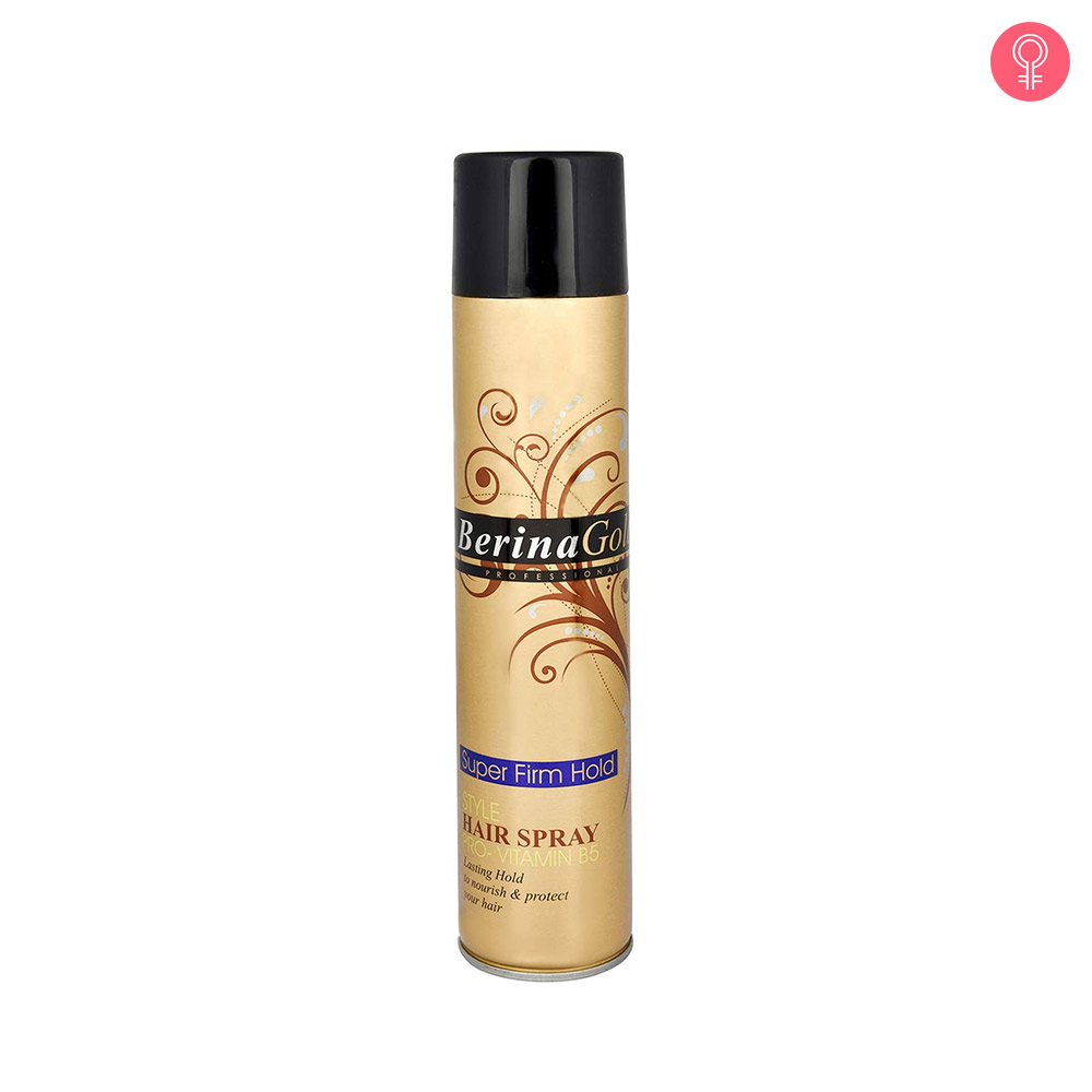 Berina Hair Spray