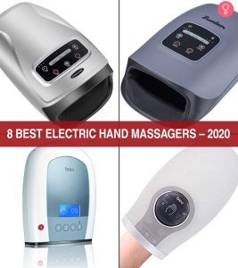 8 Best Electric Hand Massagers – 2020