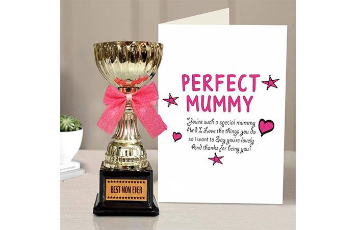 Best Mom Trophy