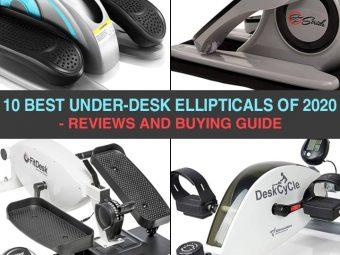Best Under-Desk Ellipticals of 2020