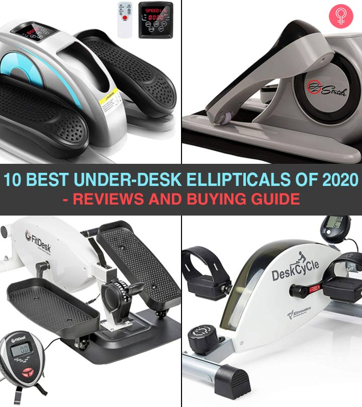 10 Best Under-Desk Ellipticals of 2020 – Reviews And Buying Guide