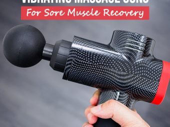 Best Vibrating Massage Guns For Sore Muscle Recovery