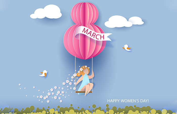 Best Women's Day Quotes in Hindi