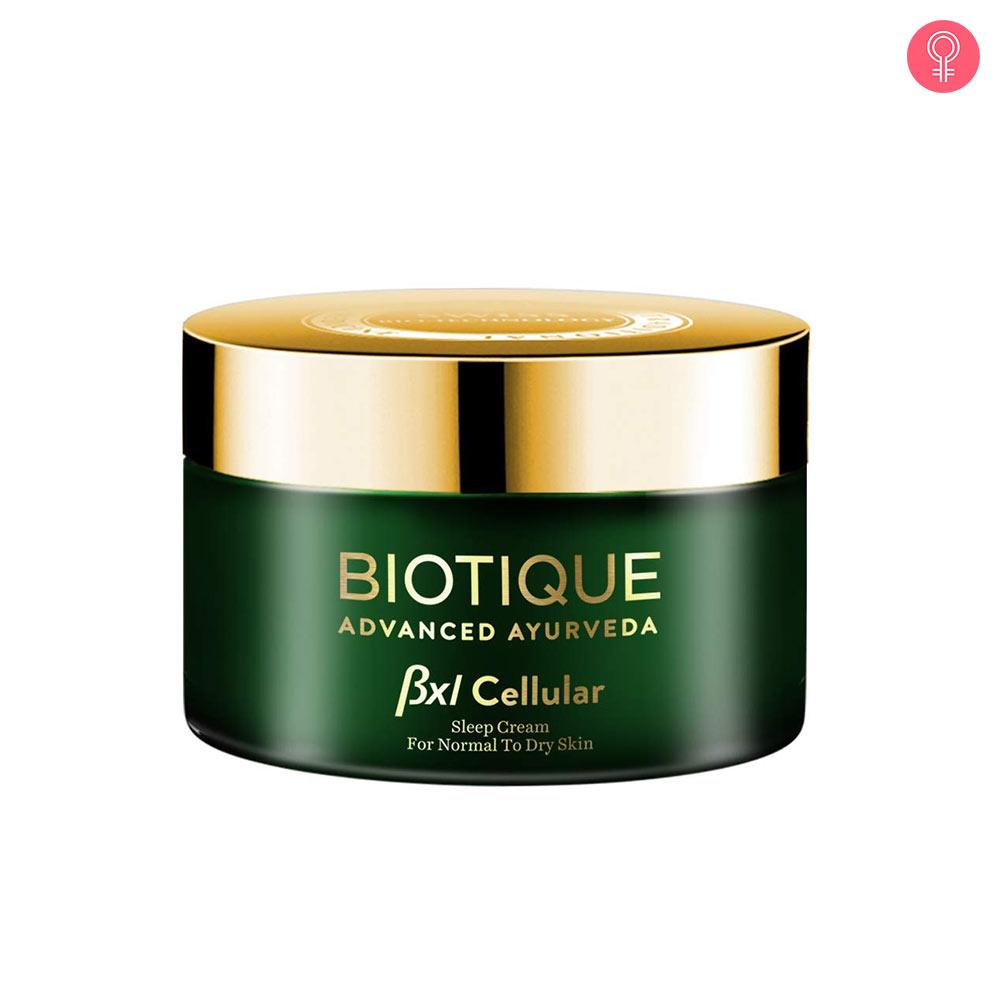 Biotique Bxl Cellular Sleep Cream