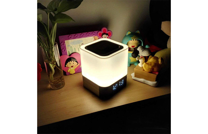 Boiabs Night Light – 5 in 1 Bedside Lamp