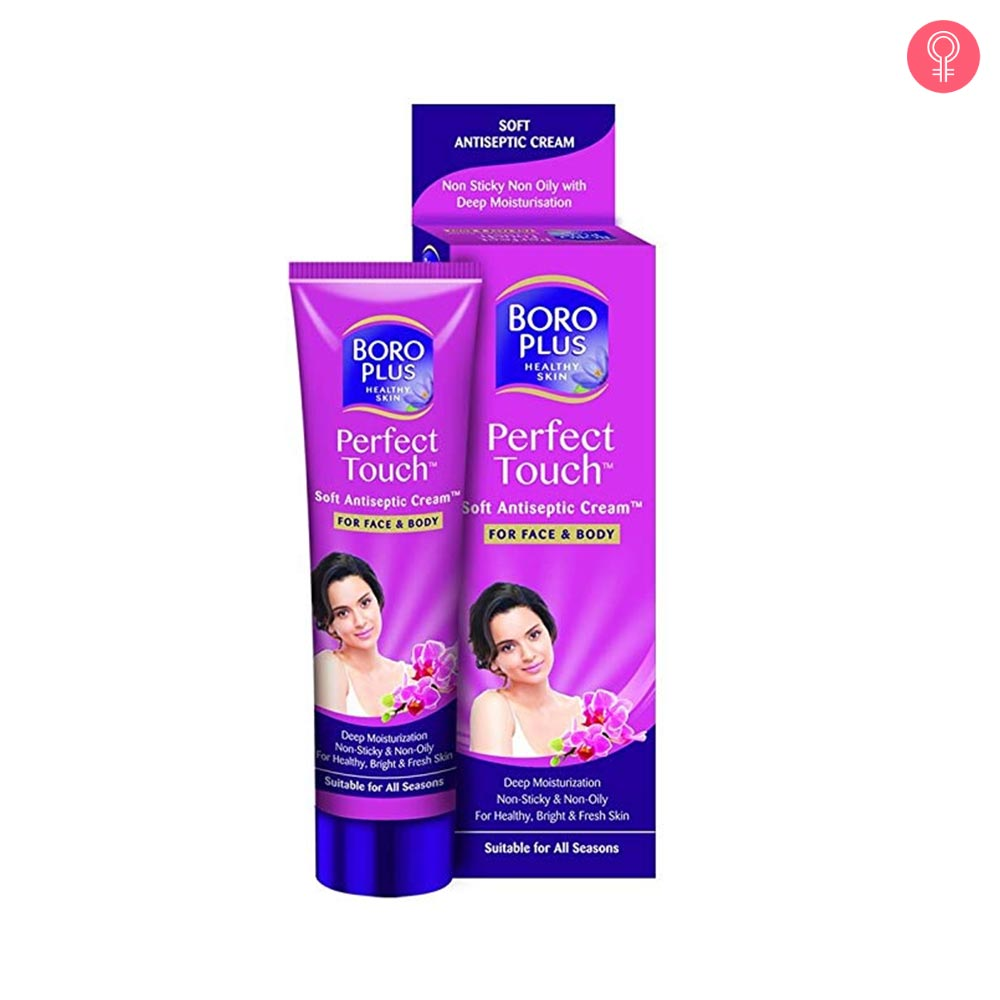 Boroplus Perfect Touch Soft Antiseptic Cream