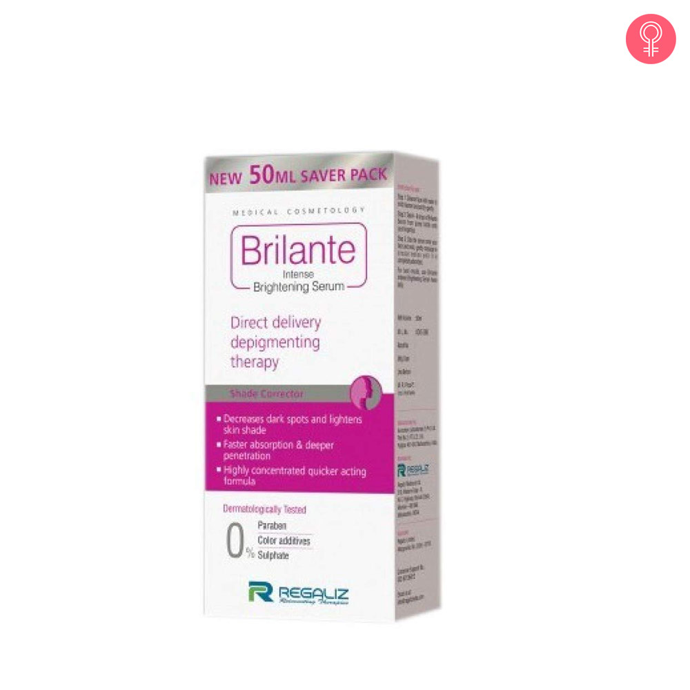 Brilante Intense Brightening Serum
