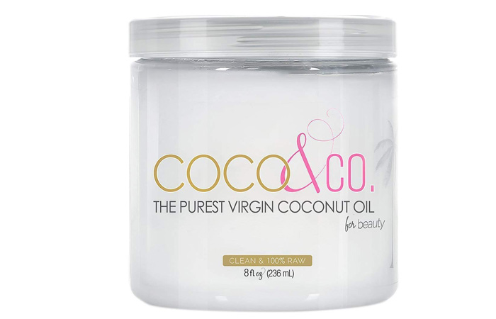 COCO & CO. Organic Virgin Coconut Oil