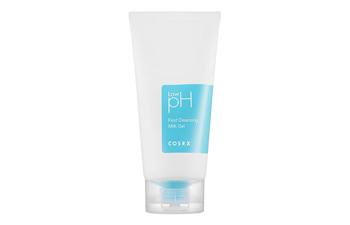 COSRX Low pH First Cleansing Milk Gel
