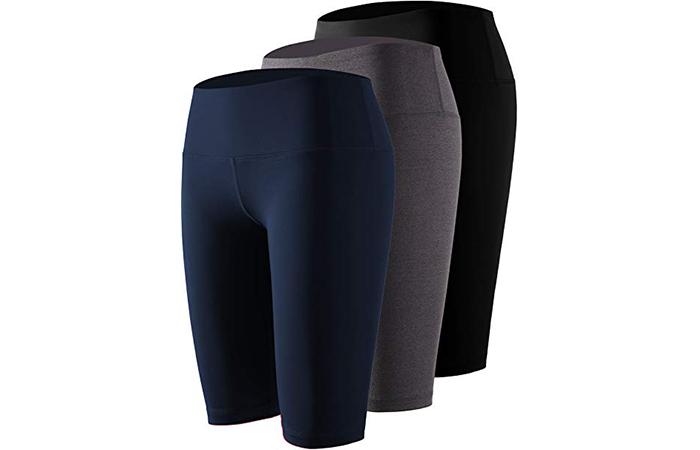 Cadmus Women's High Waist Running Shorts