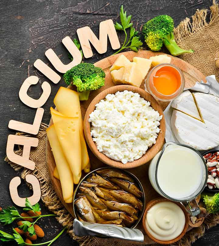 Calcium Rich Foods and Benefits in Tamil