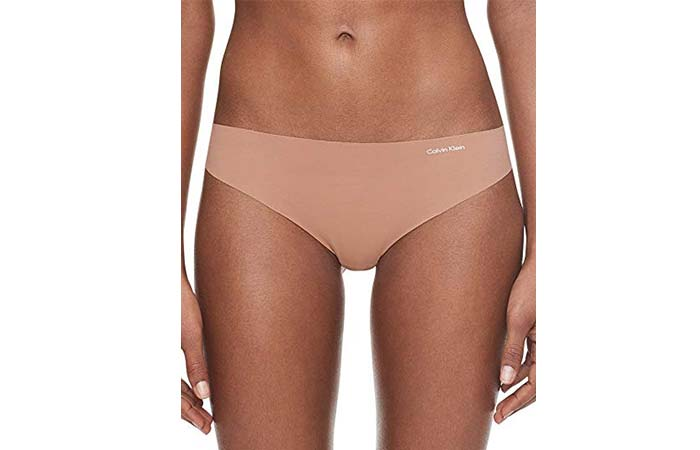 Calvin Klein Women's Invisible Line Panty