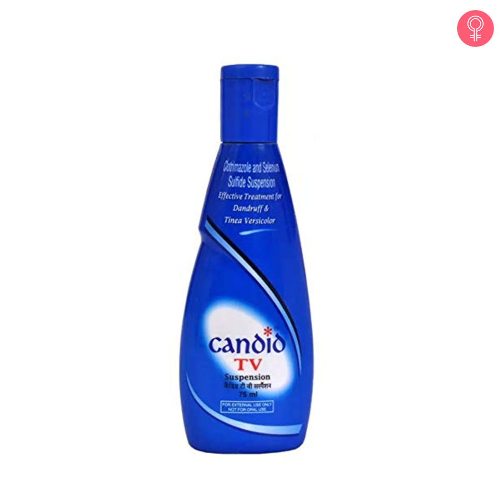 Candid TV Suspension Shampoo
