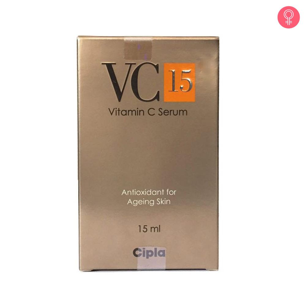 Cipla VC15 Vitamin C Serum