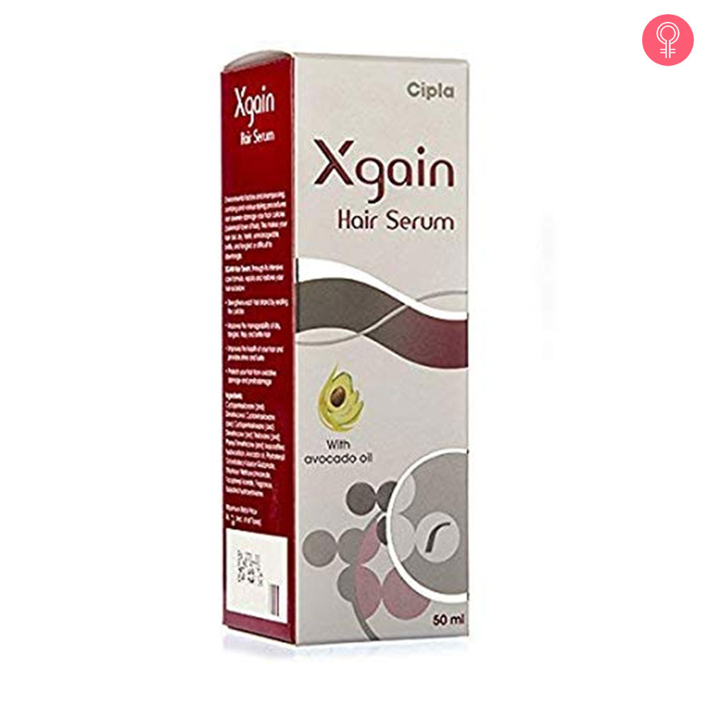 Cipla Xgain Hair Serum