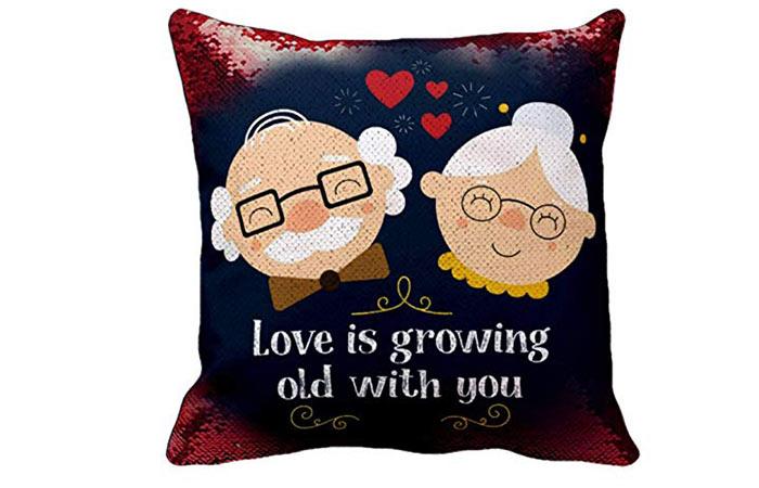 Couple pillow (pillow)