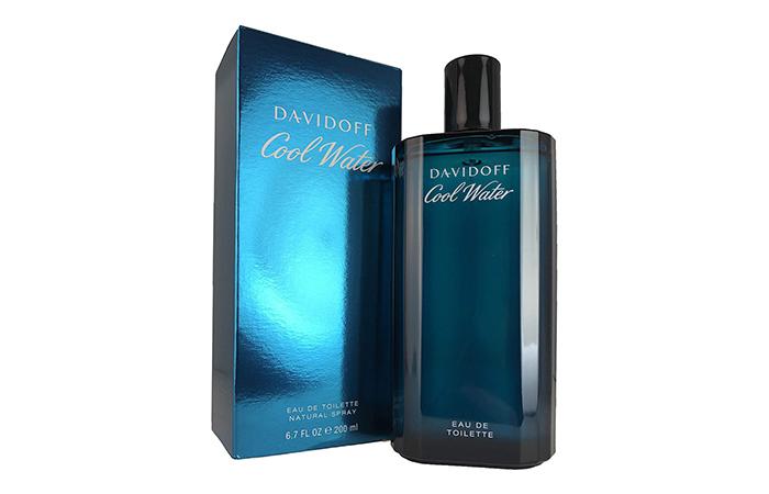 Davidoff Cool Water EDT Spray For Men