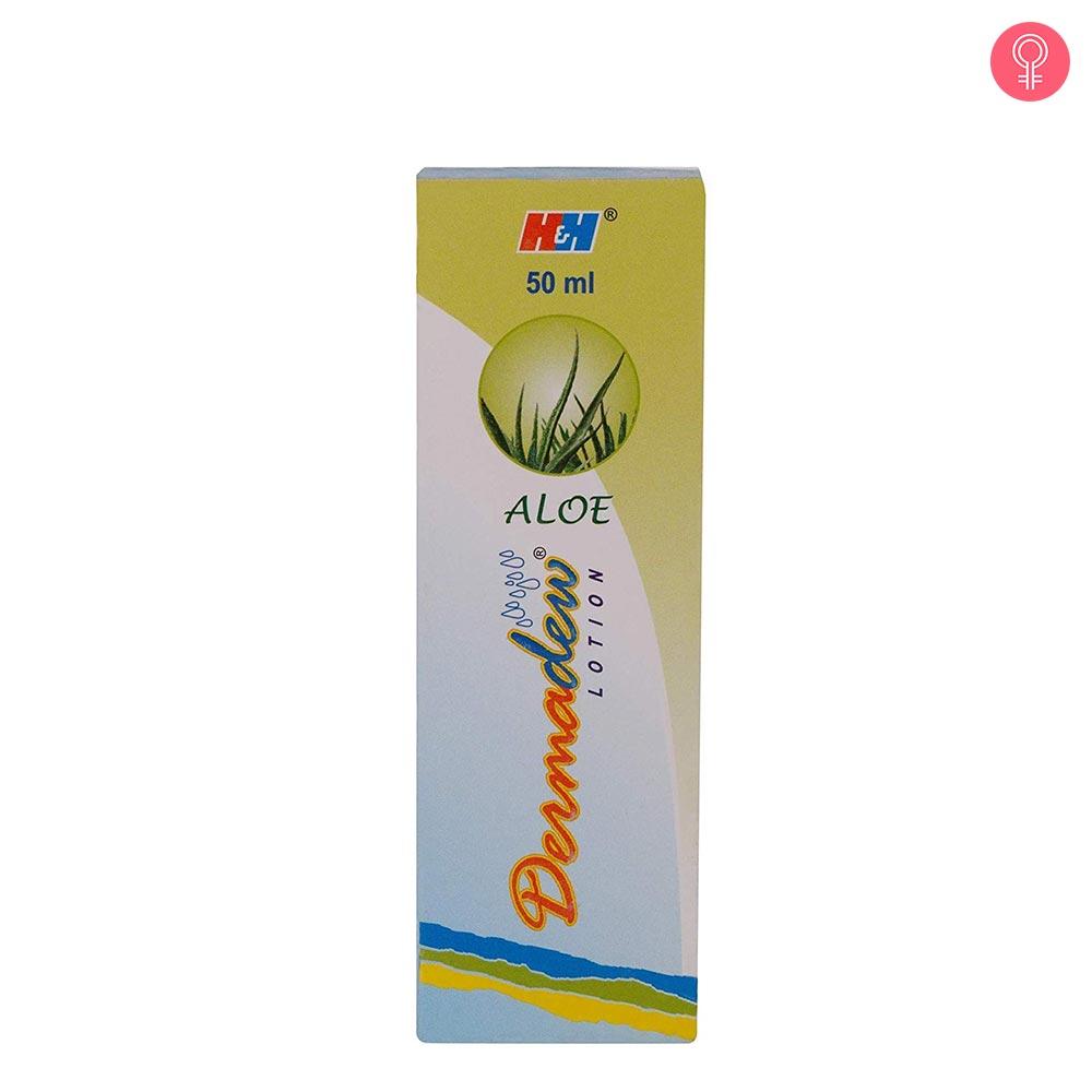 Dermadew Aloe Lotion