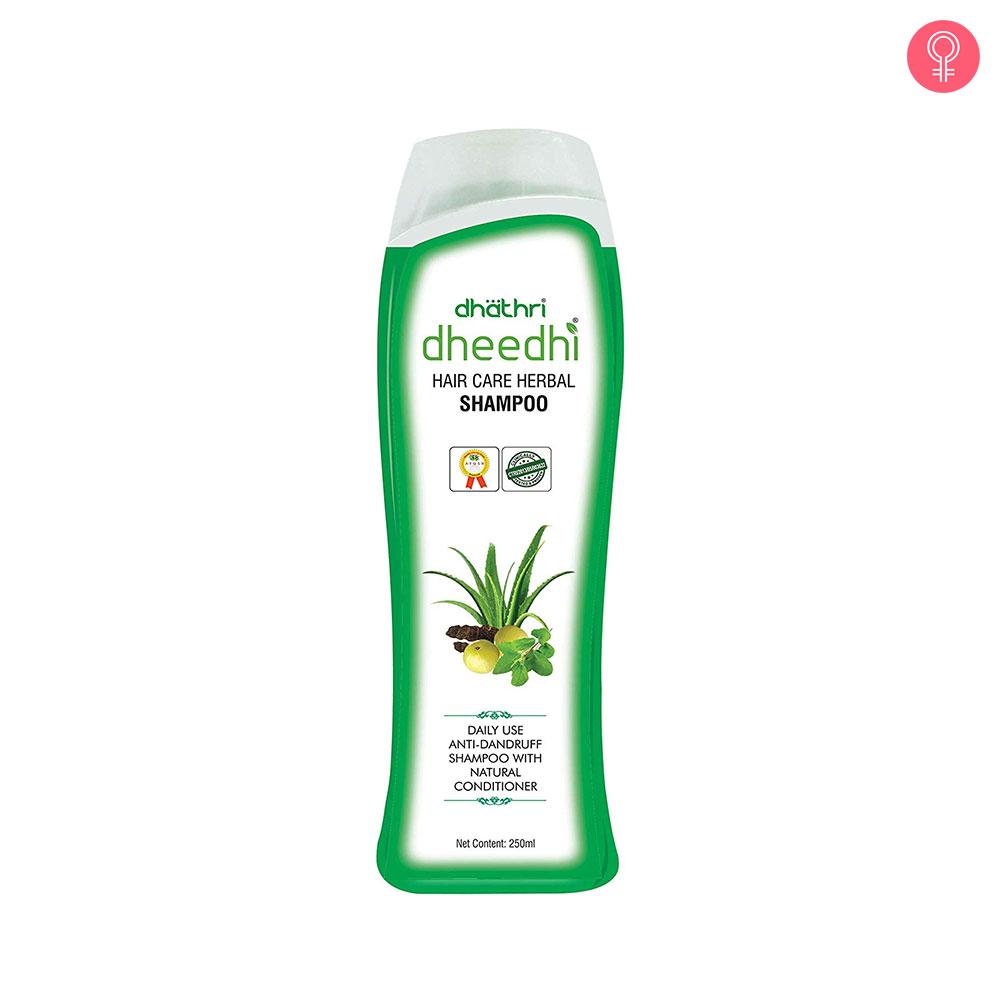 Dhathri Dheedhi Hair Care Herbal Shampoo
