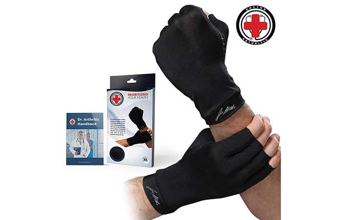 Doctor Developed Copper Arthritis Gloves