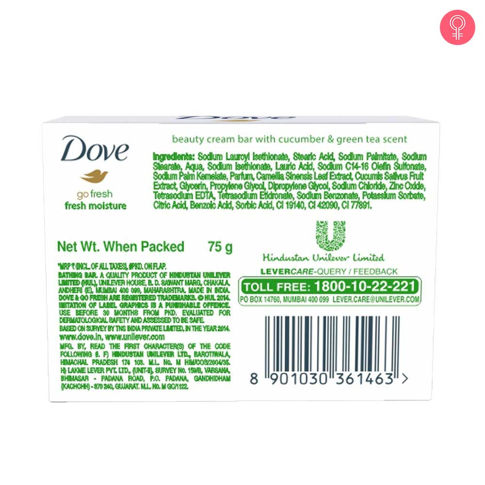 Dove Go Fresh Moisture Beauty Bathing Bar-1