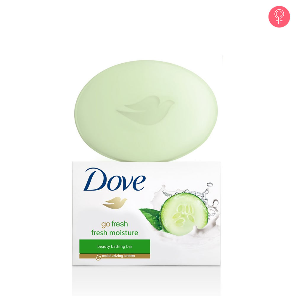Dove Go Fresh Moisture Beauty Bathing Bar