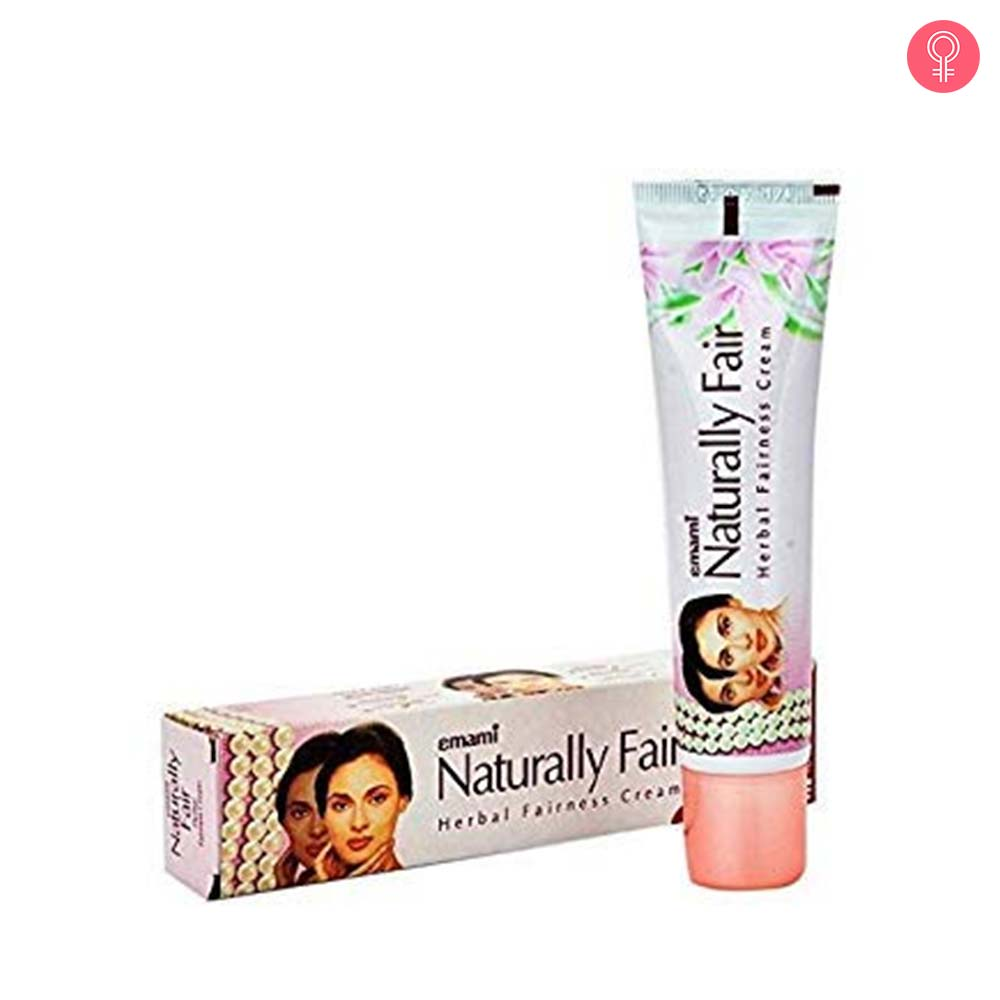 Emami Naturally Fairness Cream