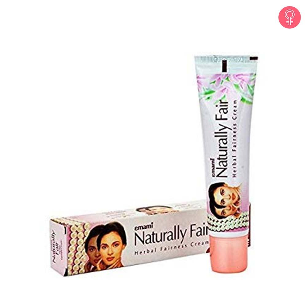 Emami Naturally Fairness Cream