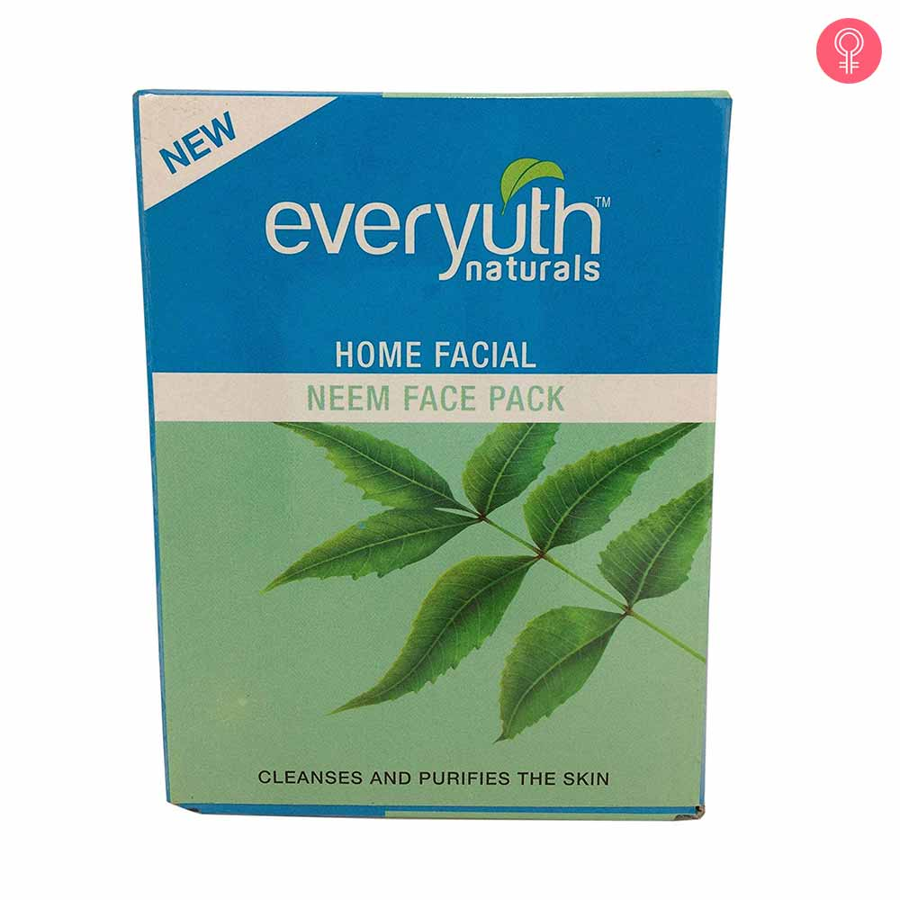 Everyuth Home Facial Neem Face Pack