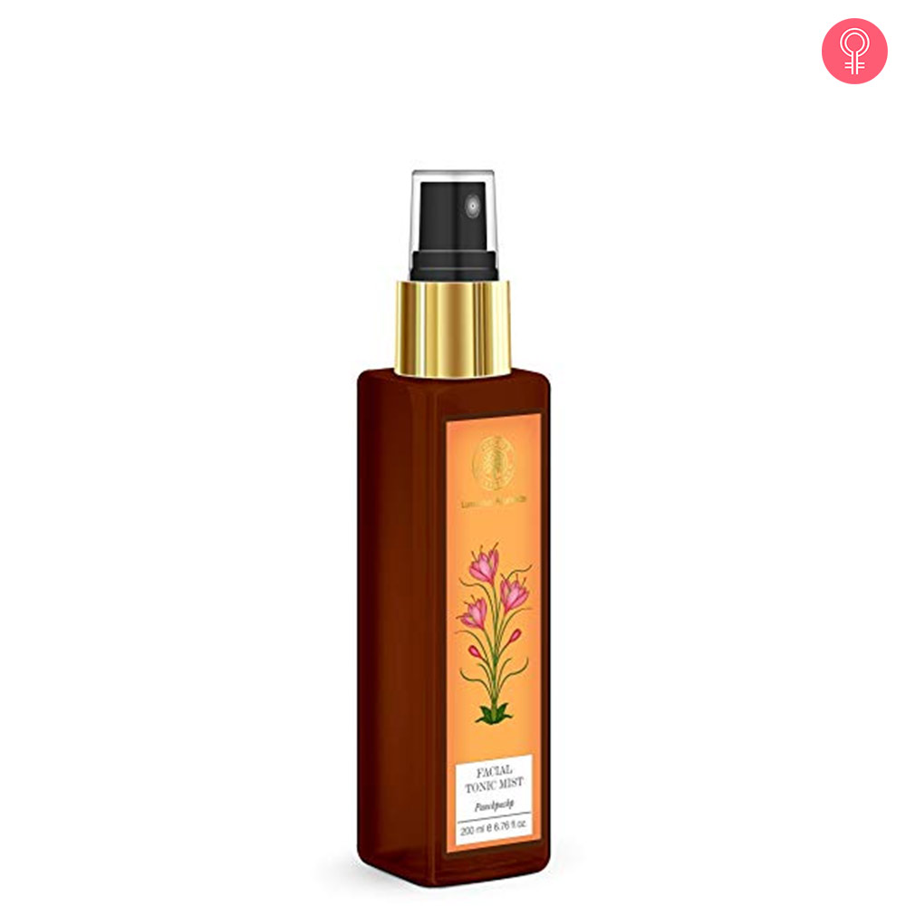 Forest Essentials Facial Tonic Mist Panchpushp-1