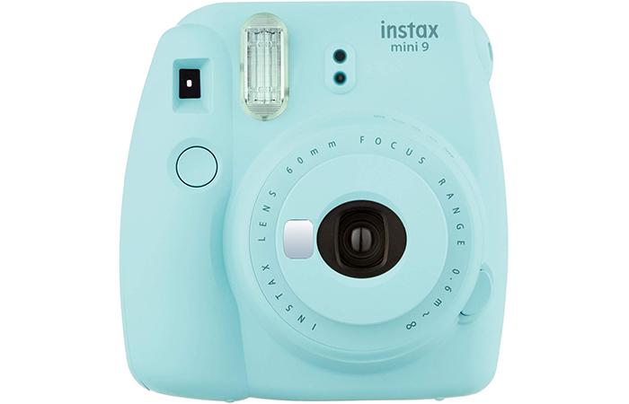 Fujifilm Instax Instant Mini Pop Colour Camera
