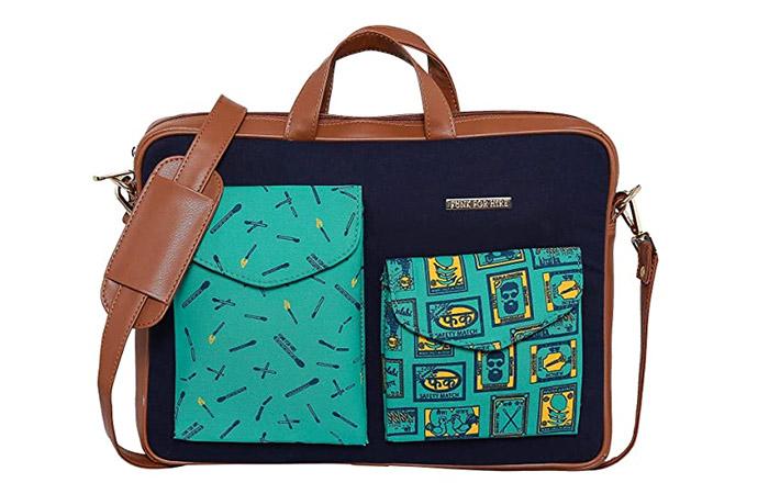 Funky Laptop Side Bag