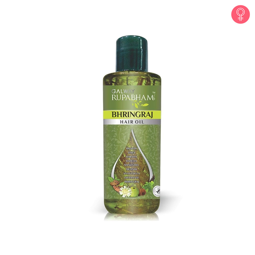Galway Rupabham Bhringraj Hair Oil