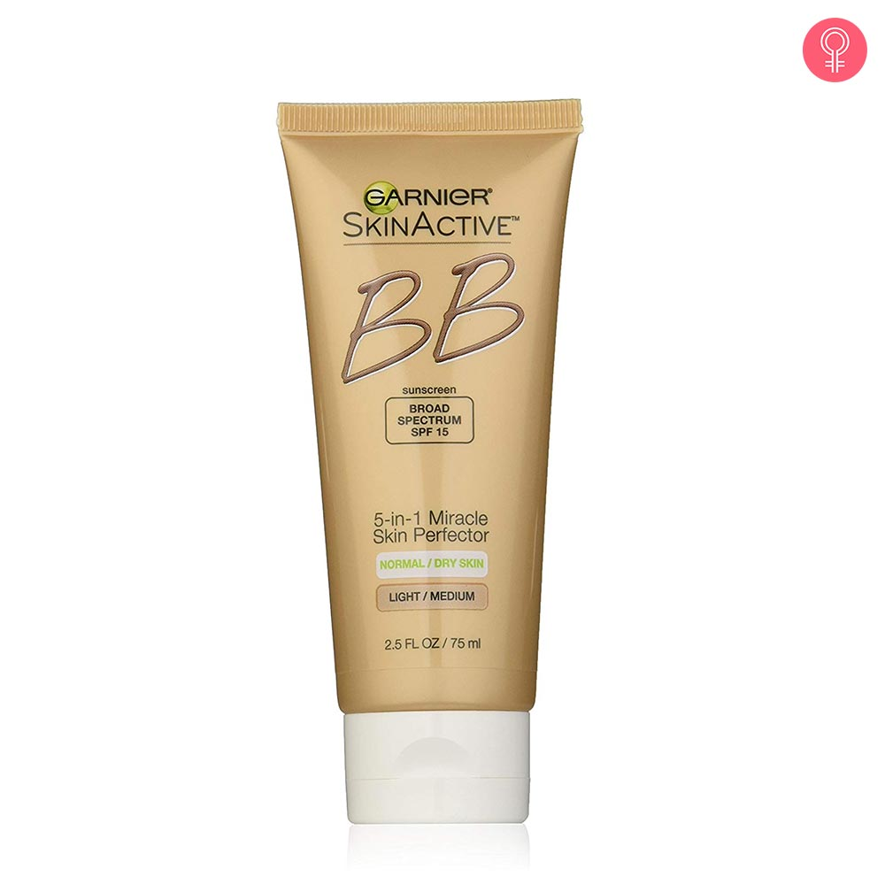 Garnier Skin Renew Miracle Skin Perfector BB Cream SPF 15