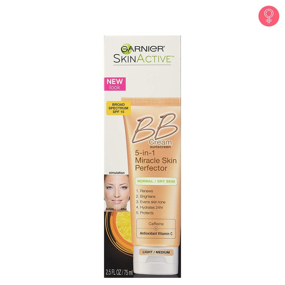 Garnier Skin Renew Miracle Skin Perfector BB Cream SPF 15