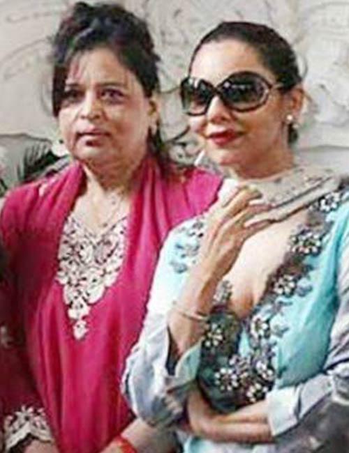 Gauri Khan and Shehnaz